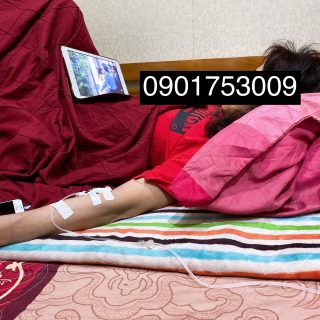 truyền nước tại nhà ở Hà Nội